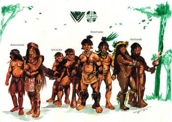 Heta Nations II by vmgoncalves