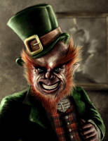 Leprechaun WIP by LordScythe