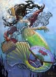 Sirena Spanish Mermaid and VID by RenaeDeLiz