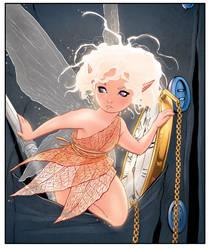 Tinker Bell - Looking for Peter's Shadow by RenaeDeLiz