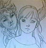 Peter Pan: Random Panel by RenaeDeLiz