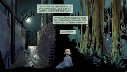 Peter Pan: Panel Clip - The Lost Boys by RenaeDeLiz