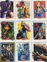 Marvel Avengers: Complete by RenaeDeLiz