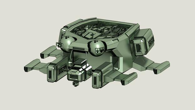 Bulk Carrier by Montyok
