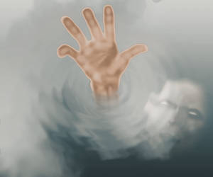 Drowning by Montyok