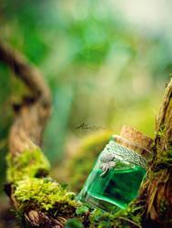 Elixir Of Hope. by andokadesbois
