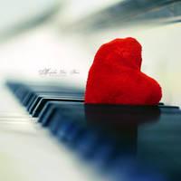 The Pianist. by andokadesbois