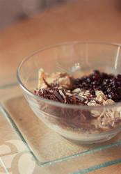 Brown Breakfast by andokadesbois
