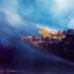 Starry night by andokadesbois