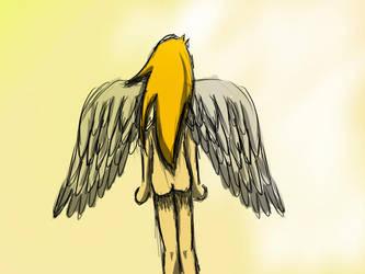 Angel by Nutauke