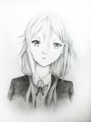 Yuzuriha Inori by NoraDeco