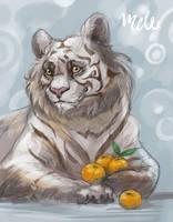 Mew! by sans-art