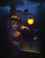 Halloween by Wyonet