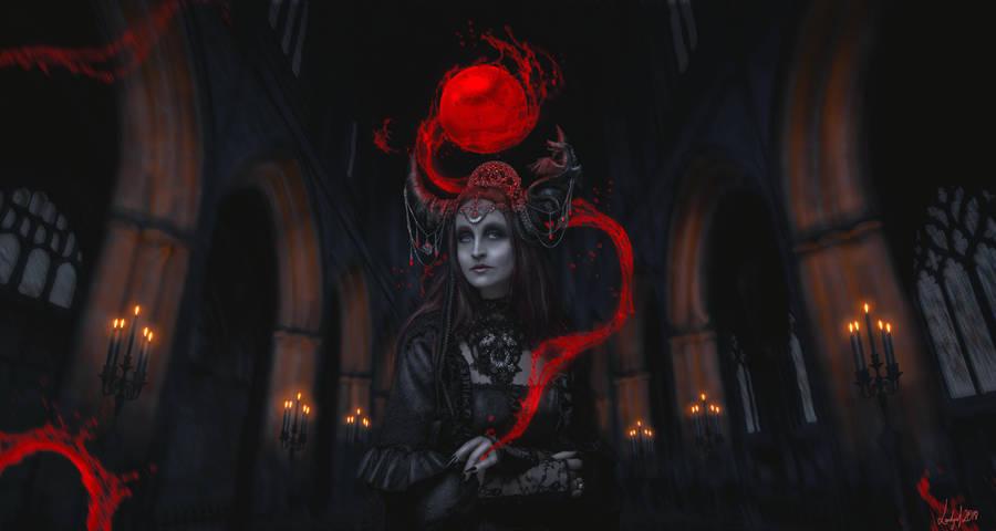 Blood Ritual by Wyonet