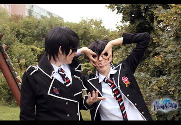 ANE: 'Look, I'm Yukio' by Kanyan