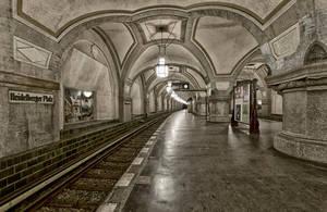 Underground by BiBiARTs