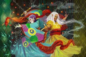 apothecary. Mononoke by Lo-Lo-Liya