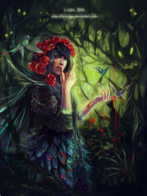 colibri by Lo-Lo-Liya