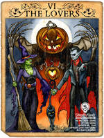 The Halloween Lovers by SavageSinister