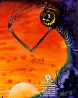 Autumn Harbinger by SavageSinister