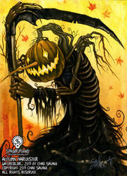 Autumn Harvester by SavageSinister