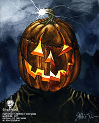 Pumpkinstein's Monster by SavageSinister