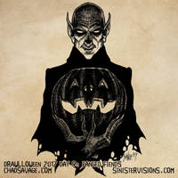 Drawlloween - Fanged Fiends by SavageSinister