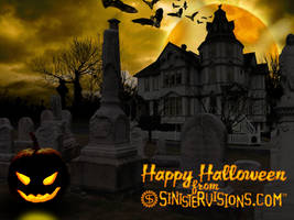 Sinister Visions Halloween '05 by SavageSinister