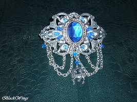 Licorne by BlackWings-jewelry