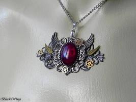 Caelestis by BlackWings-jewelry