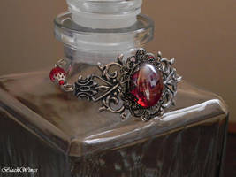 Ruby by BlackWings-jewelry