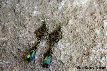 Reseda by BlackWings-jewelry
