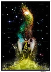 Alchemy Angel by i-akira