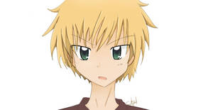 Usui by KittyRabbit
