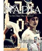 Afiche Nadia by VocaloidChilenosVC