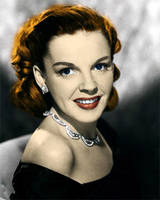 Judy Garland Colored by GraficUT