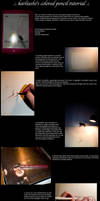 Colored Pencil tutorial by karliashi