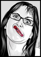 Jontes Crazy Sis by carlzon