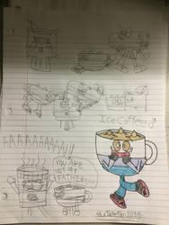 Ice Coffee by MixTapeFan2016