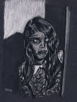Kyra Schon/NIGHT OF THE LIVING DEAD by Roger Koch by tabongafan