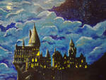 Hogwarts by WhistlingWolf13