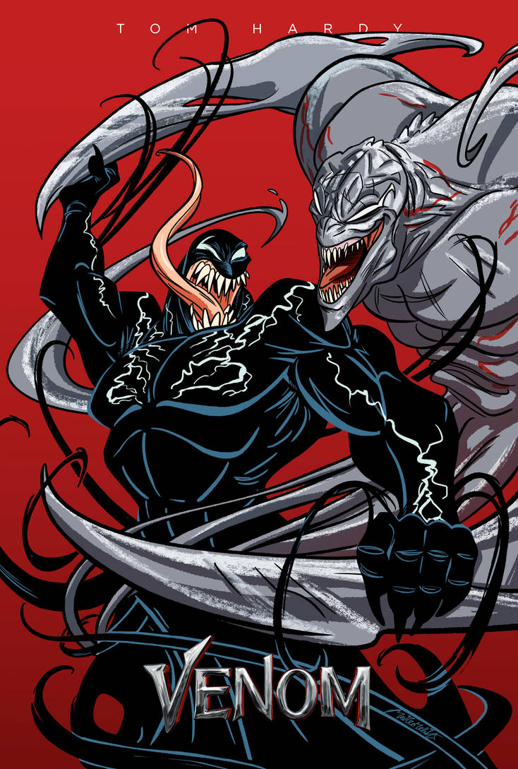 Venom Poster by Hyper-Venom
