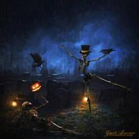 Halloween by apanyadong