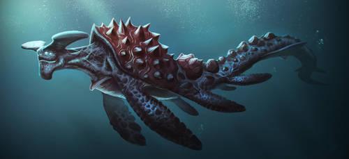 under the sea by lazerman425
