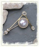 brooch one by magickmagpie