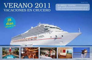 Verano 2011 - Crucero by leonelmail