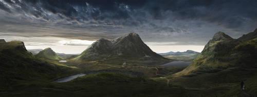 Krixtasia Land by MaiAnhTran