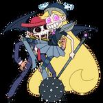 Evil Starco by SakiCakes