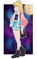 2k17 Sailor Moon by SakiCakes