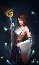 Yuna by vafa10